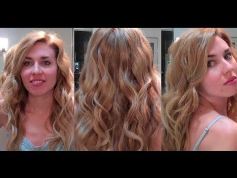 hair style tutorials best waver remington wrap to waves review summer 5327