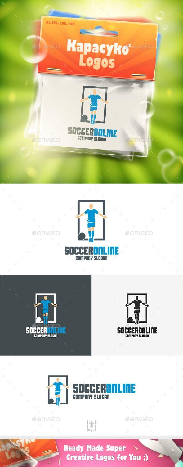 Soccer Online Logo