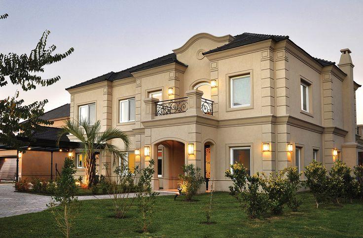 Fernández Borda Arquitectura - Casa estilo clásico / Arquitectos - PortaldeArquitectos.com