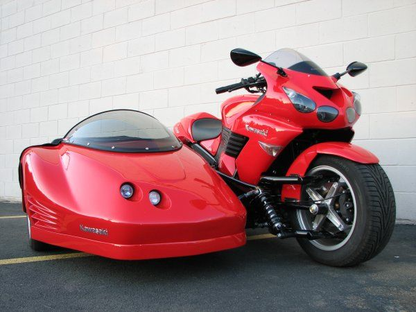 1400 ZXR | Sidecar, Motociclette, Milano