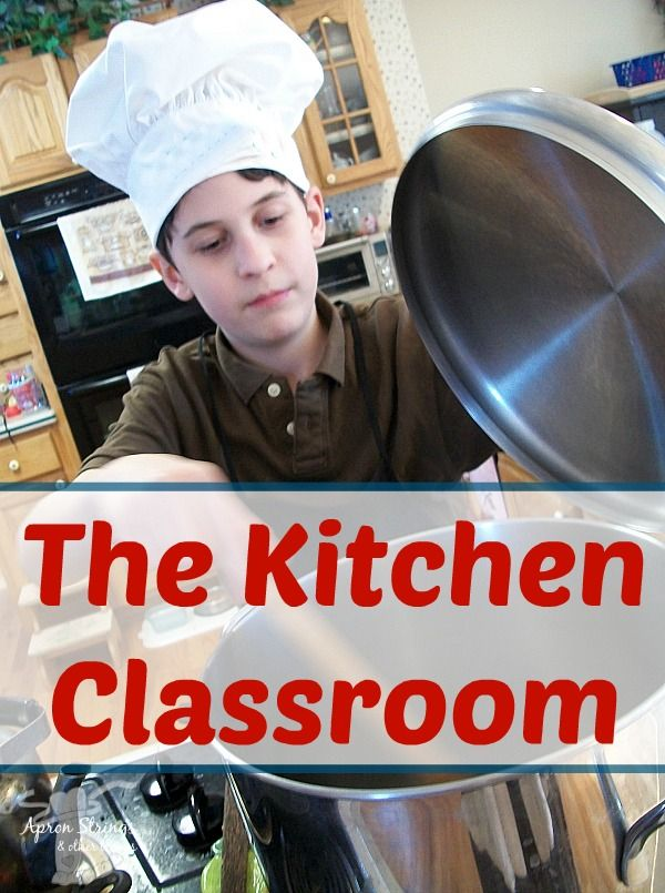 The Kitchen Classroom