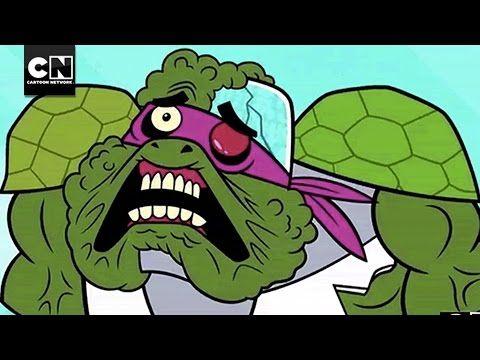 Tree Trouble I Teen Titans Go! I Cartoon Network - YouTube