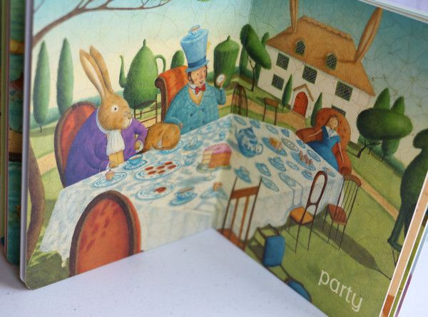 Alice´s Adventures in Wonderland :: Anglické knížky pro děti