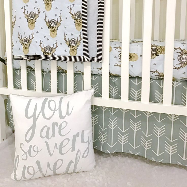 Were Is The Best Place To Set Crib Bedding