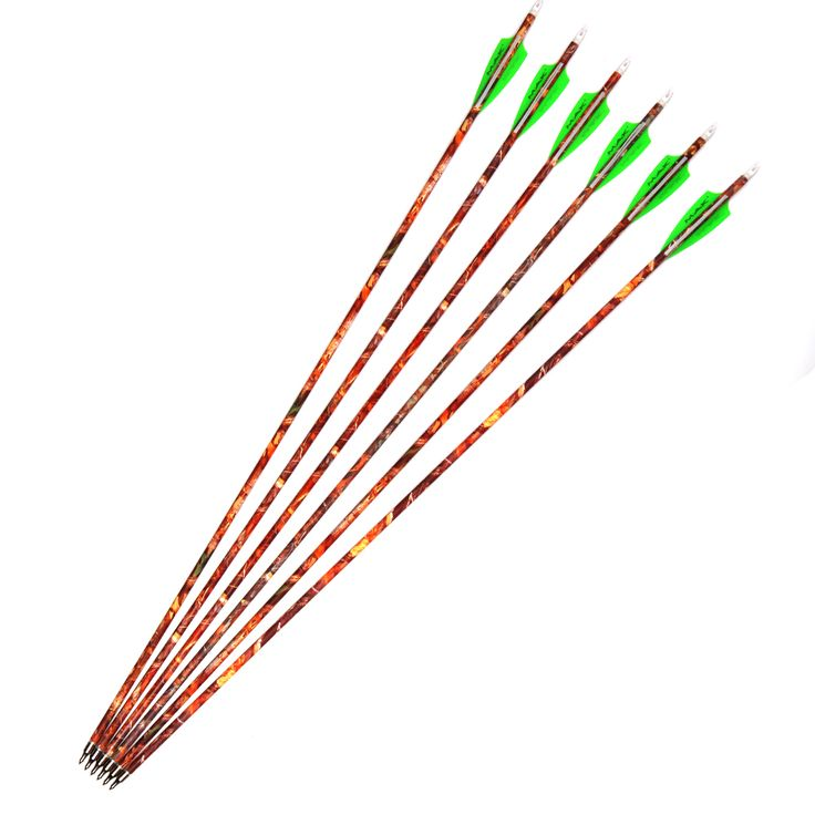 12/24pcs 30 inches Carbon Arrows Spine 500 OD 7.8mm with Removable Tip Points for Recurve Bow Hunting Shooting Practice
