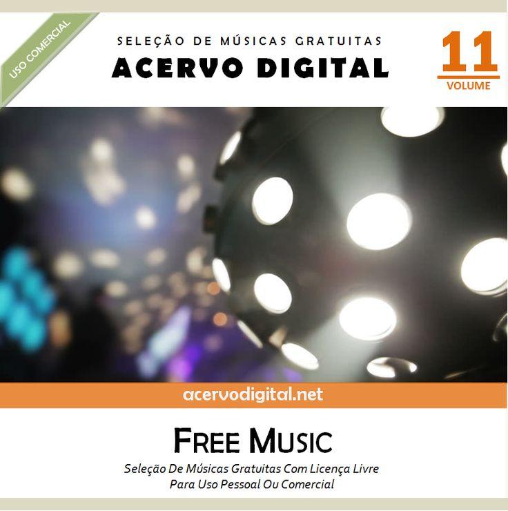 Nossa seleção especial de músicas gratuitas com licença de uso para qualquer projeto, seja ele pessoal ou comercial. Clique aqui para fazer o download do álbum.