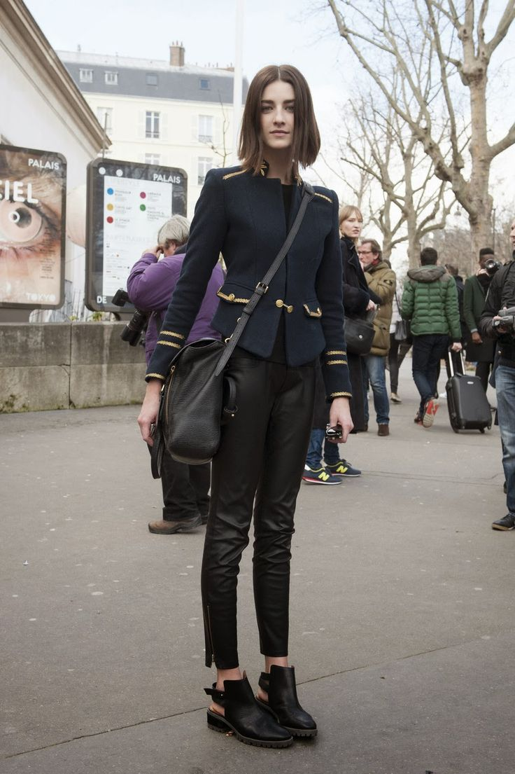 About A Girl...: スーパーモデルの私服