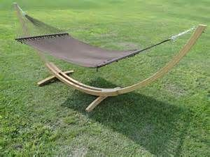 deluxe polyester rope hammock with bamboo stand 8 best wicker hammock stand images on pinterest   hammock      rh   pinterest co uk