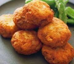 Resep Masakan Udang Cincang Perkedel Tahu - Masakan indonesia ini merupakan masakan yang paling mudah membuatnya. yang sering anda semua tahu biasanya perkedel terbuat dari kentang,namun jangan salah tahu pun bisa juga dimasak menjadi perkedel.