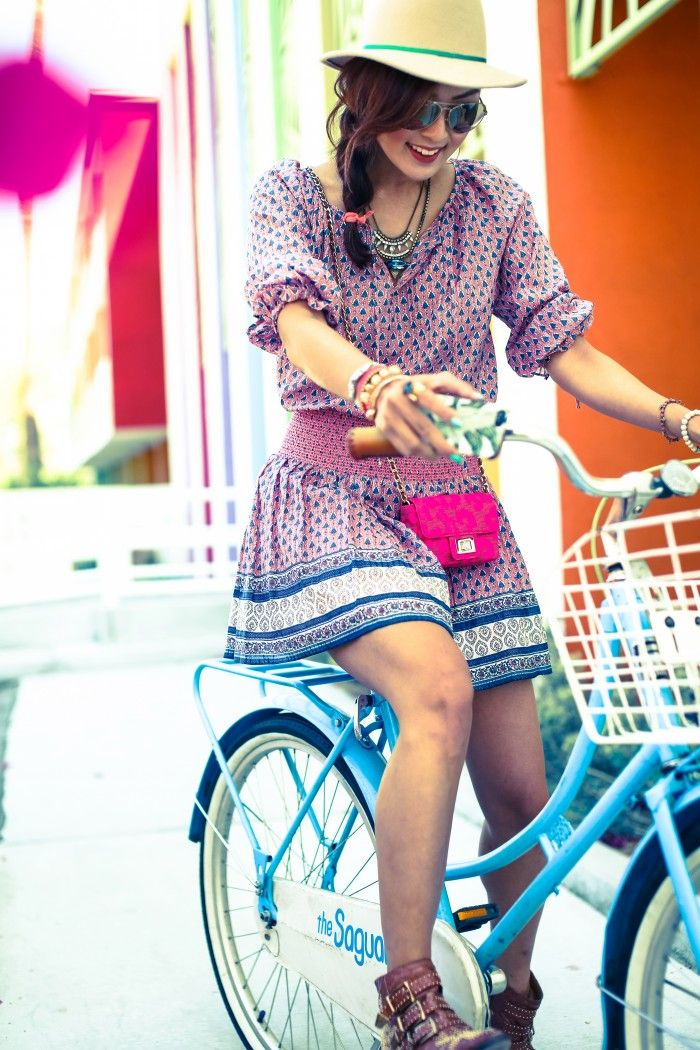 """""""The bicycle is just as good company as most husbands and, when it gets old and shabby, a woman can dispose of it and get a new one without shocking the entire community."""" ~Ann Strong"""
