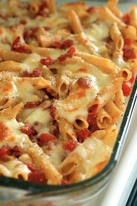 Pasticcio di pasta al forno senza carne: la ricetta facile e gustosa