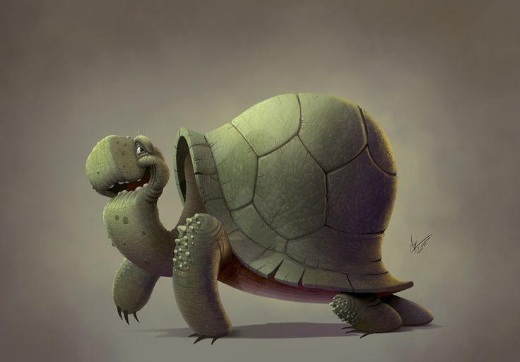 ArtStation - animal character design, Eran Alboher ★ Find more at http://www.pinterest.com/competing/