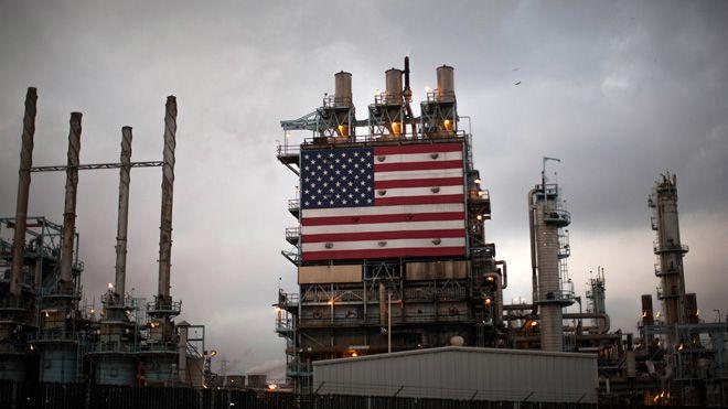 U.S. Returns Fire in Saudi Arabia's Oil War