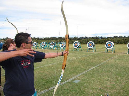 Take an Archery Lesson
