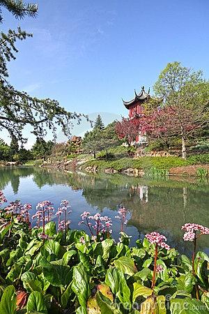 Giardino cinese di Montreal