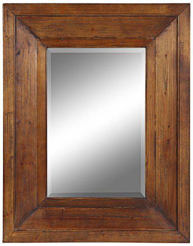55 best Rustic Bathroom Mirrors images on Pinterest