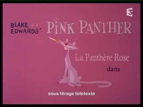 Générique - La Panthère Rose - YouTube