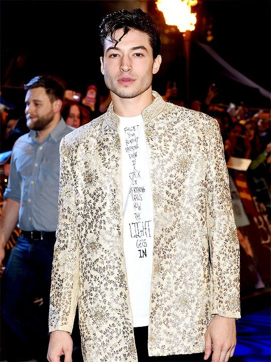 Who Is Ezra Miller? / Эзра Миллер                                                                                                                                                                                 More