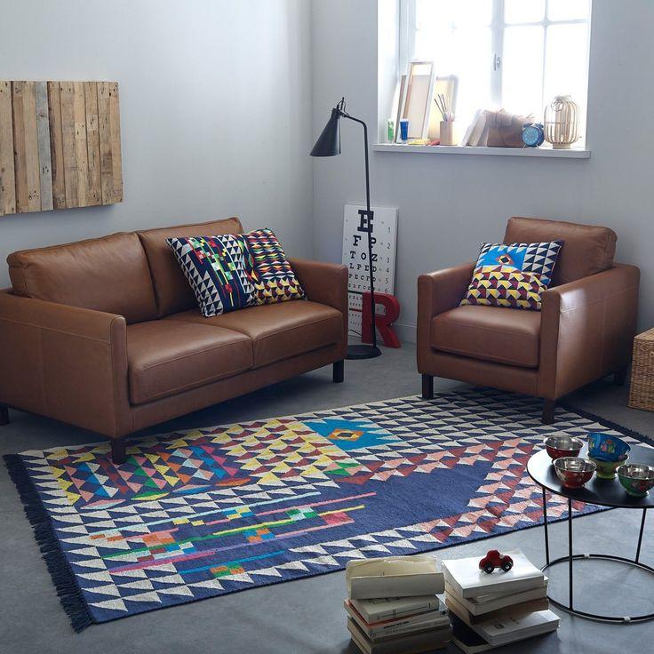 17 meilleures id es propos de tapis kilim sur pinterest for La redoute bensimon meubles