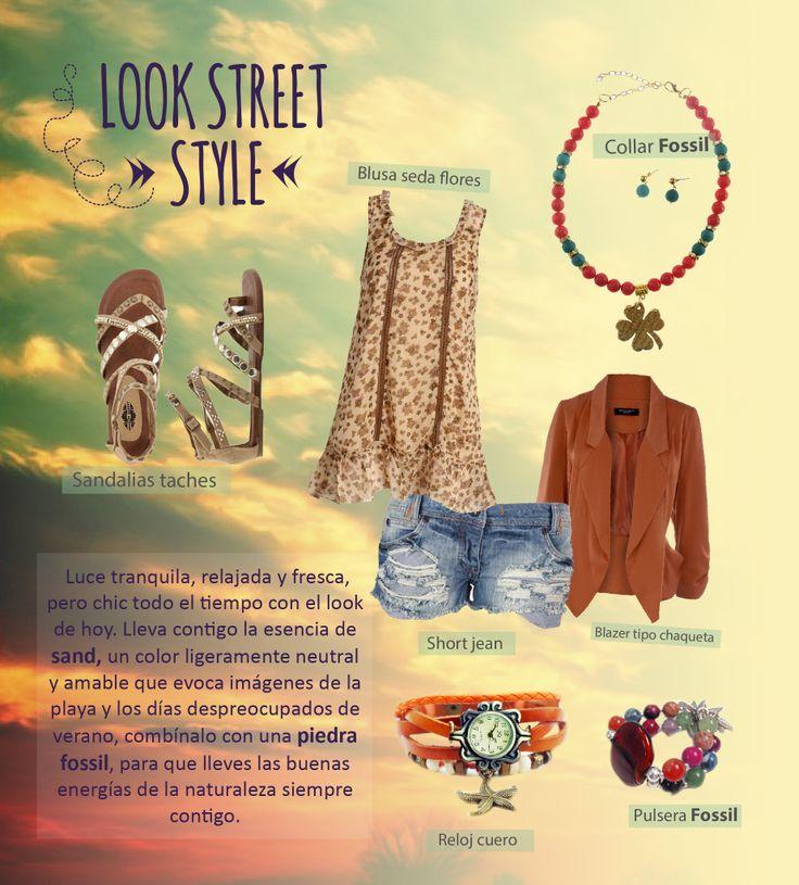 #DIY LOOK STREET STYLE!!! Luce tranquila relajada y fresca! Lindo día para tod@s!