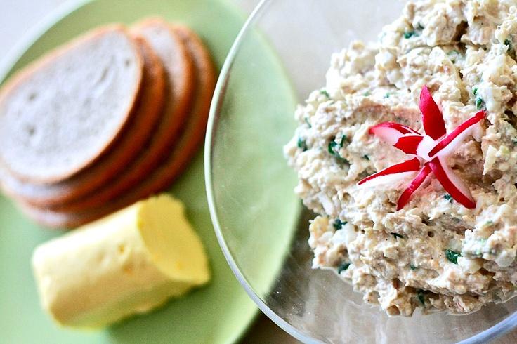 Pasta z tuńczyka | Tuna paste