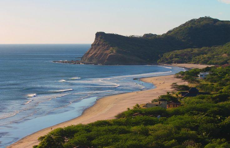 Playa Los Perros, Rancho Santana. Tola-Rivas, Popoyo, Nicaragua