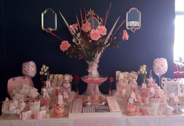 Wedding Candy Buffet at Lisloughrey Lodge, Cong, Co. Mayo.  www.facebook.com/SweetLivingCandy