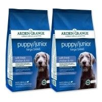 Arden Grange Multi Buy Dry Large Breed Puppy/Junior Food