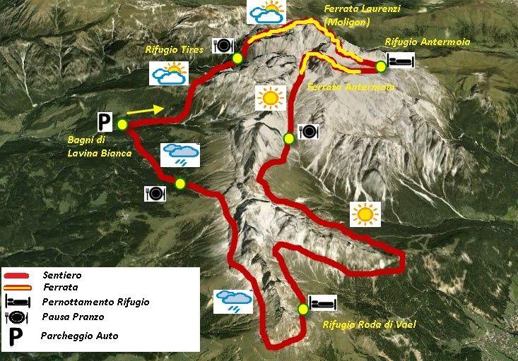 Giro 3 Giorni Dolomiti: la mia esperienza
