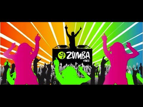 Аэробика Супер Zumba - YouTube