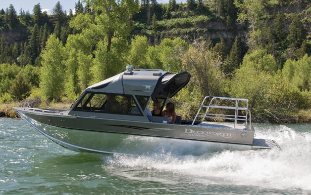 49 best images about aluminum jet boats on pinterest jet for Jet fishing boat