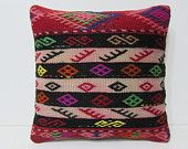 big decorative pillow 18x18 vintage cushion decorative bed pillow primitive decorations bohemian design couch throw pillow kilim rug 24918