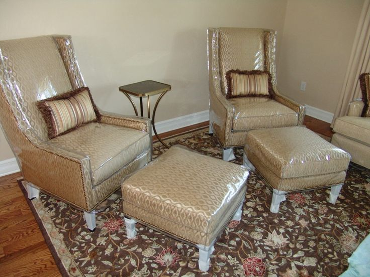 Plastic Slipcovers For Chairs
