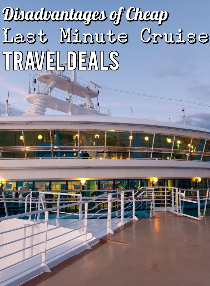 Best Last Minute Travel Deals Ideas On Pinterest Last Minute - Last minute cruise deals from florida
