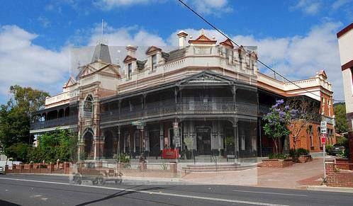 Heritage Hotel Bulli NSW