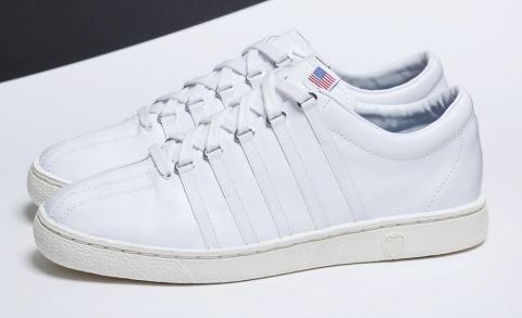 「K・SWISS」が生誕50周年を機にリブランディングへ―米国製の50周年モデル発売ShoesPostがシューズ業界のスニーカーニュースをご案内。