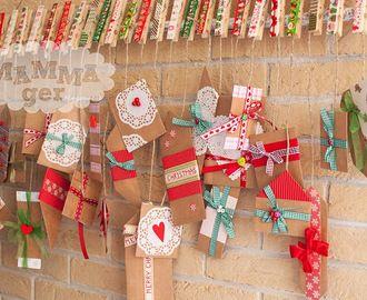 Guest post Natalizio: Calendario dell'Avvento con attività per tutta la famiglia di Mammager