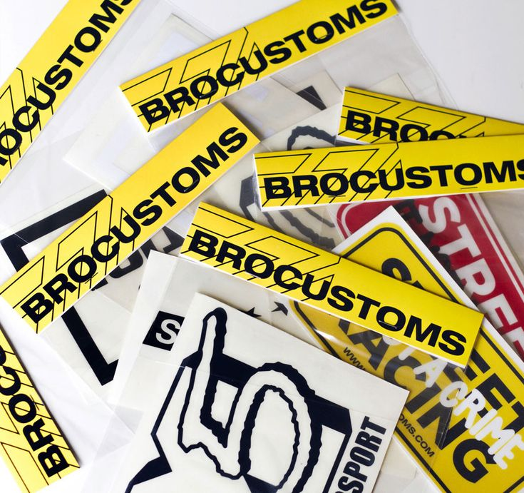 Brocustoms - Bkzcreative