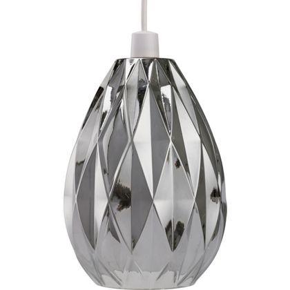 Neptune Glass Easy Fit Pendant