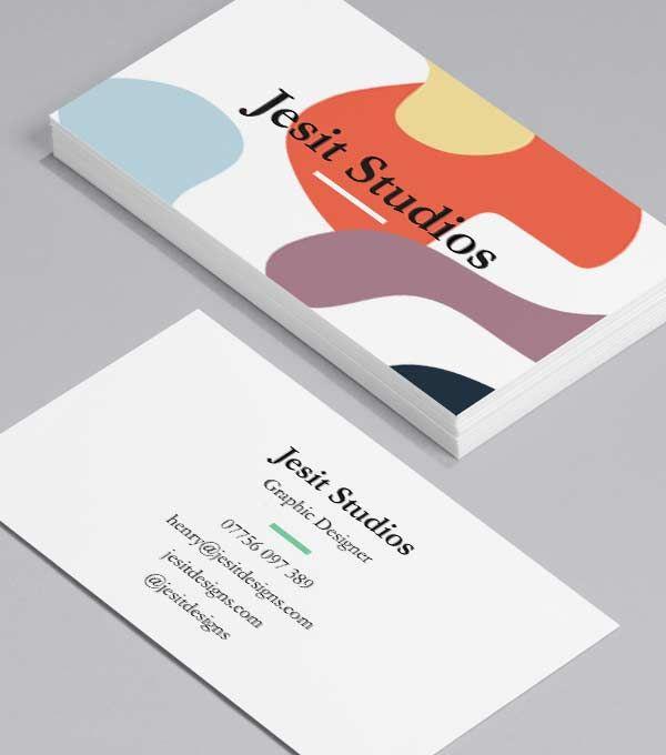 Customizable Business Cards Design Templates Moo Us Business Card Template Design Template Design Customizable Business Cards