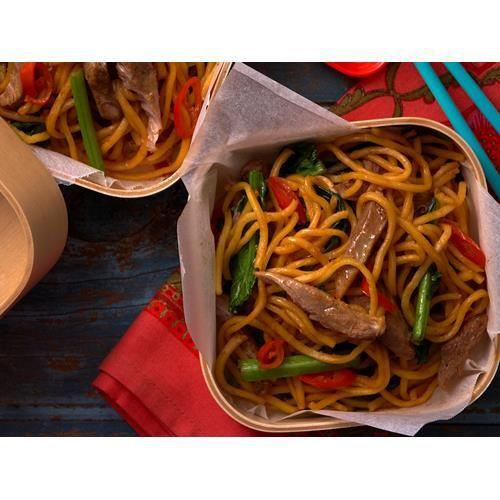 Hoisin duck stir-fry recipe.  #Easy #Asian #StirFry #Dinner #Duck