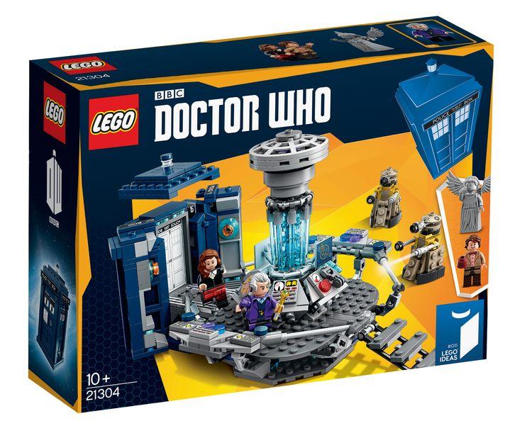 LEGO Ideas - Blog - Introducing LEGO® Ideas 21304 Doctor Who