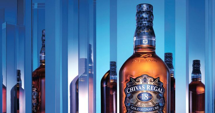 Chivas - perfecting the art of blending