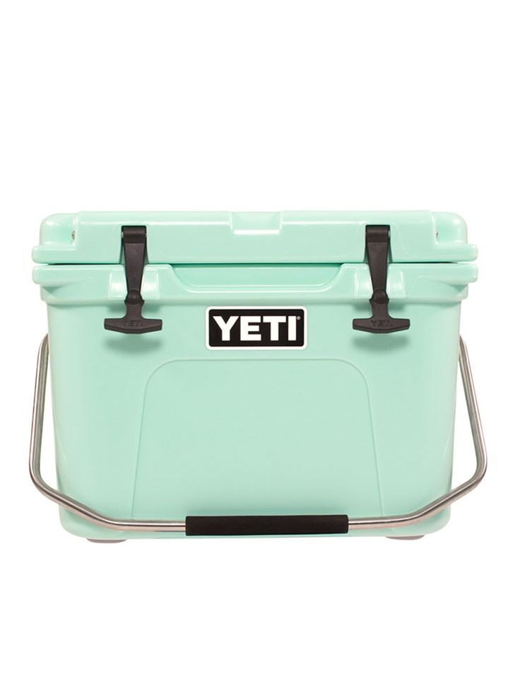 Yeti Coolers Roadie 20 Limited Edition Seafoam Green