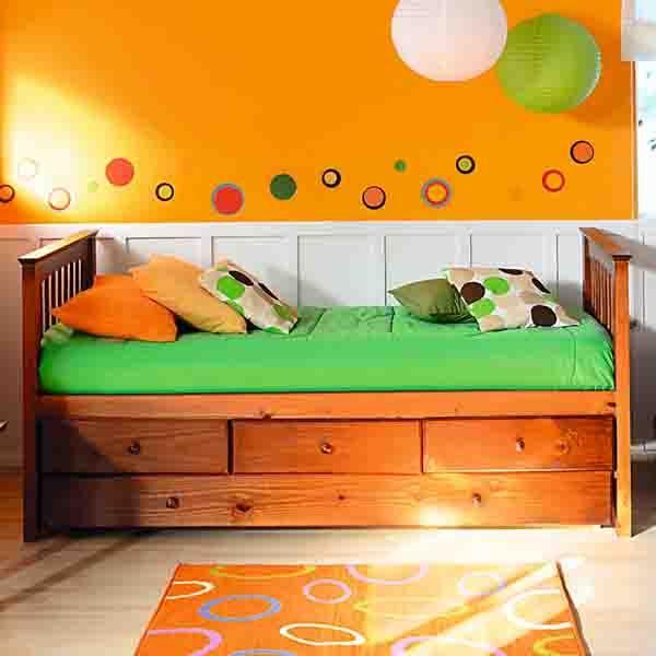 M s de 25 ideas incre bles sobre cama 1 plaza en pinterest for Fabrica de sillon cama 1 plaza