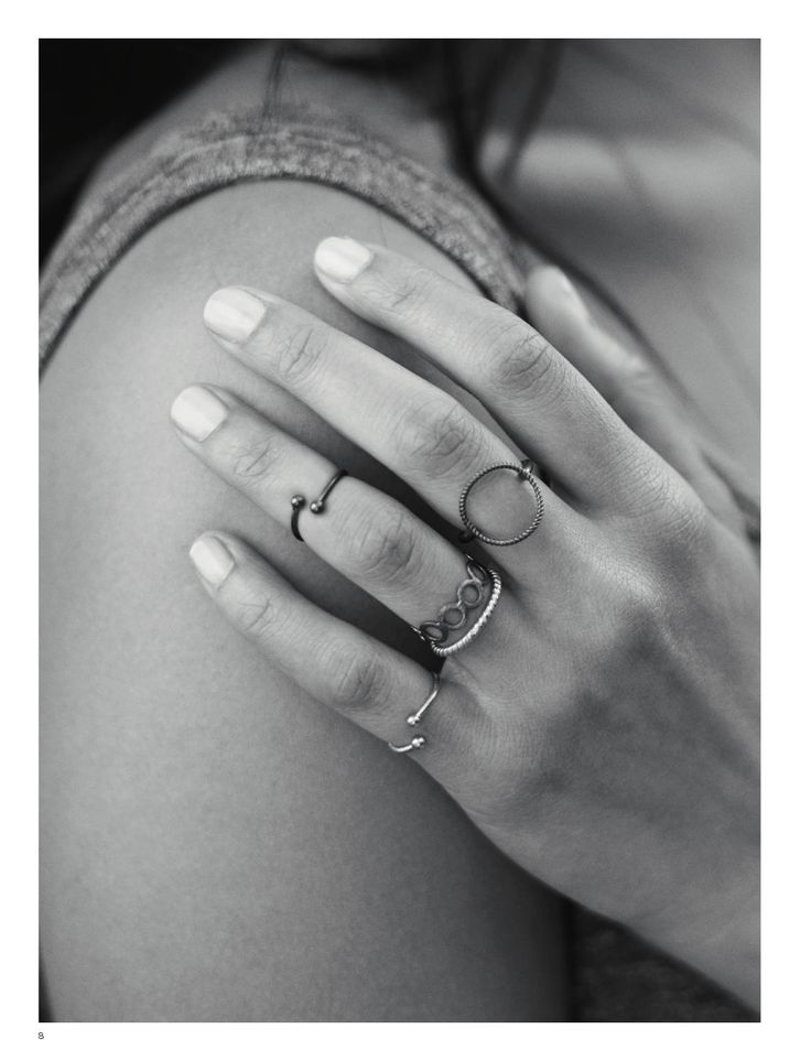 Love Pernille Corydon's above knuckle rings - CATALOGUE 2013 / 2014 by Pernille Corydon Jewellery