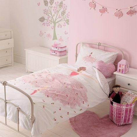Laura Ashley Amelia Ballerina Bedset Childrens Bedroom
