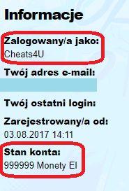 Elsword Hack na Monety EL i Złoto