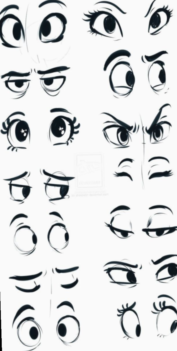 Anime Face Shapes Deviantart Mha Myheroacademia Myheroacademiacosplay Disney Art Drawings Cartoon Eyes Drawing Cartoon Artist
