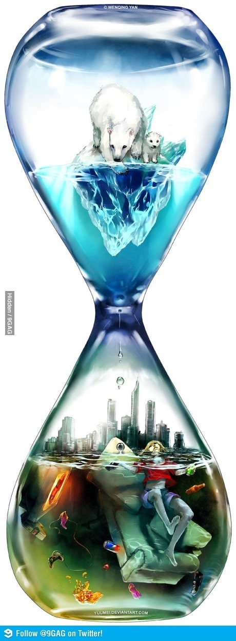 awesome hour glass